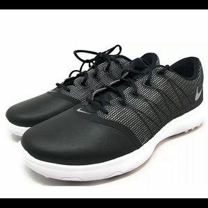 Nike Lunar Empress 2 Black/White Low Top Golf Shoe